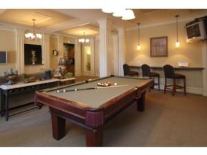 Ridglea Village Apartments Club House