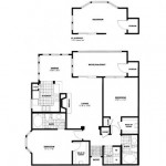 Firestone Upper West Side Apartments Floor Plan