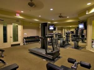 Ridglea Village Apartments Gym
