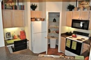 Firestone Upper West Side Apartments Kitchen