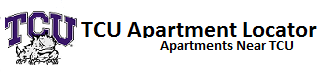 TCU apartment Locator