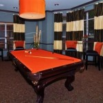 AMLI Upper West Side Apartments Billiards Room