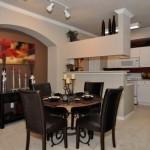 AMLI 7th Street Station Apartments Dining Room