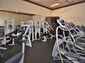 AMLI 7th Street Station Apartments Fitness Center