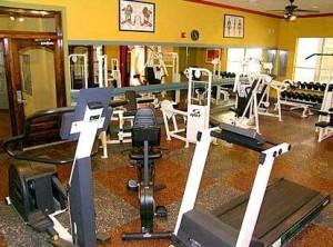AMLI Upper West Side Apartments Fitness Center