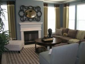 Berkeley Apartment Living Room..
