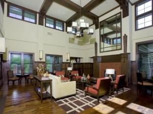 Berkeley Apartment Living Room
