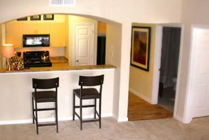 Cumberland at Ridglea Apartment Model