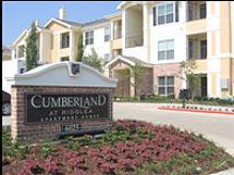 Cumberland at Ridglea Apartment View