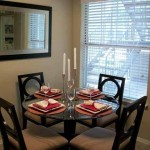 Highland Park Apartments Dining Room