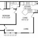 Highland Park Apartments Floor Plan