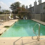 Hulen Park Place Townhomes Apartment Pool