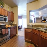 Marquis at Bellaire Ranch Apartments Kitchen