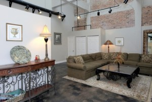 Homes of Parker Commons Apartments Model