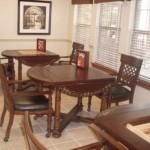 North Greenbriar Apartments Game Table