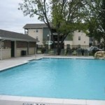 Oak Timbers South Senior Housing Apartment Pool