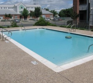 Pennsylvania Place Apartment Pool