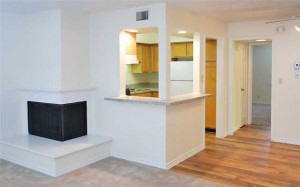Ridgmar Square Apartment Model..