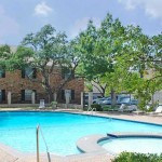 Ridgmar Square Apartment Pool