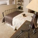 River Park Apartment Bedroom