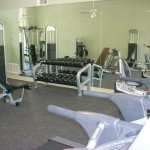 River Park Apartment Gym