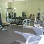 River Park Apartment Gym