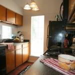 River Park Apartment Kitchen