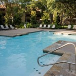 River Park Apartment Pool