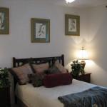 River Park Place Apartment Bedroom