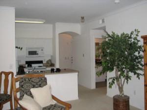 River Park Place Apartment Model.