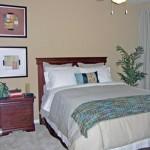 Riverstone Apartment Bedroom