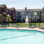 Riverstone Apartment Pool Area