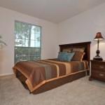 Villas of Oak Hill Apartment Bedroom