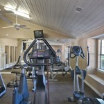 Villas of Oak Hill Apartment Gym