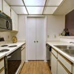 Villas of Oak Hill Apartment Kitchen