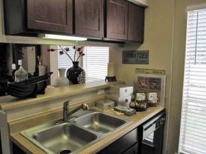 Vieux Coulee Apartments Kitchen