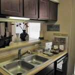 Vieux Coulee Apartments Kitchen